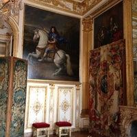 Photo taken at Chambre du Roi by Daniela M. on 10/3/2012