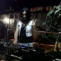 Photo taken at V2 Lounge Bar & Karaoke by Panji P. on 10/30/2013