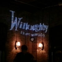 Photo taken at Willoughby Brewing Company by Allan K. on 5/25/2013