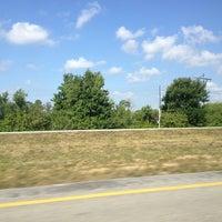 Photo taken at Interstate 95 by Jaiden D. on 4/3/2013