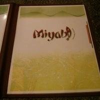 Photo taken at Miyabi by Artem K. on 8/9/2013