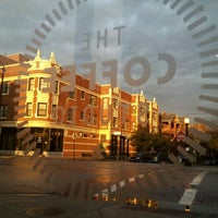 Photo taken at The Coffee Studio by It's A Major Plus on 10/23/2012