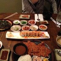 Photo taken at Odaku Sushi by Jeff B. on 12/13/2012