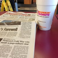 Photo taken at Dunkin Donuts by Suzanne C. on 2/28/2013