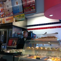 Photo taken at Lee's Sandwiches by Derick T. on 10/3/2012