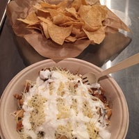 Photo taken at Qdoba Mexican Grill by Craig W. on 11/6/2015