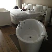 Photo taken at Van der Valk Hotel Assen by Michel on 6/16/2013