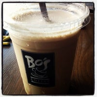 Photo taken at Bo's Coffee by chat s. on 12/12/2012