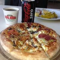 Photo taken at Papa John's Pizza by Core A. on 11/18/2012