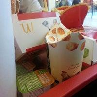 Photo taken at McDonald's by Alexandra U. on 10/22/2013