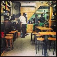 Photo taken at Phúc Long Coffee & Tea Express Mac Thi Buoi by Kannie H. on 6/4/2013