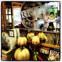 Photo taken at Rick's Bakery by Pete M. on 10/17/2012