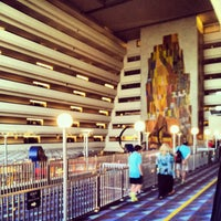 Photo taken at Disney's Contemporary Resort by Joel M. on 3/15/2013
