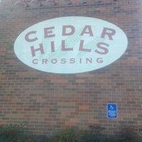 Photo taken at Cedar Hills Crossing by Mandy on 10/26/2013