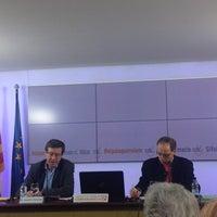 Photo taken at Convergència Democràtica de Catalunya by Xavier P. on 4/1/2014