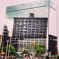 Photo taken at Astor Place by Carlos M. on 6/28/2013
