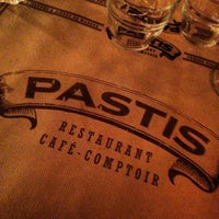 Photo taken at Pastis by Carlos M. on 12/4/2013