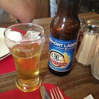 Photo taken at The Landmark Tavern by Brian K. on 6/5/2013
