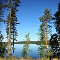 Photo taken at Kiljavanranta by Niina K. on 8/27/2013