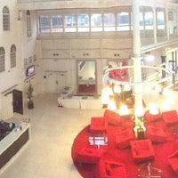 Photo taken at Park Inn by Radisson Cardiff City Centre by Plamen K. on 1/25/2014