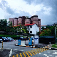 Photo taken at School of Humanities and Social Sciences | NTU by Derrick K. on 2/4/2015