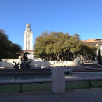 Photo taken at Main Building/The Tower (MAI) by Randall P. on 3/10/2013