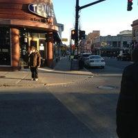Photo taken at Thayer Street by Glenn S. on 4/3/2013