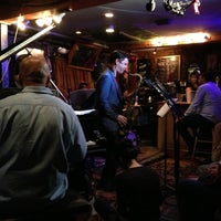 Photo taken at Smalls Jazz Club by Lila d. on 10/17/2012