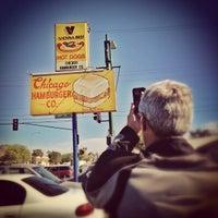 Photo taken at Chicago Hamburger Company by Ricky B. on 11/3/2012