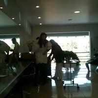 Photo taken at Ken Hair Studio by Yulia S. on 11/27/2012