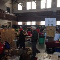 Photo taken at Burlington Winter Farmer's Market by Ed A. on 12/14/2013