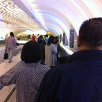 Photo taken at Terminal 1 by Nichols A. on 12/7/2012