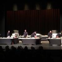 Photo taken at Gracie Theater by Gibran G. on 9/25/2015