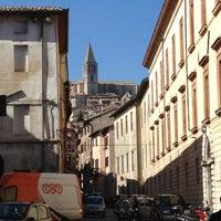 Photo taken at Todi by bacomarta on 10/8/2012