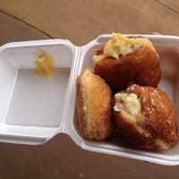 Photo taken at Kauai Bakery by Matthew T. on 3/2/2014