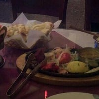 Photo taken at Mirch Masala by Caitlin H. on 11/4/2012