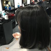 Photo taken at Robert James Salon And Spa by Caty R. on 3/12/2016