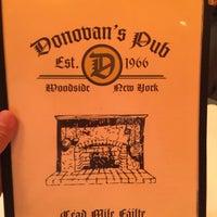 Photo taken at Donovan's Pub by Mike N. on 10/3/2016