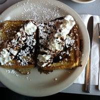 Photo taken at Thomas's Ham 'N' Eggery Diner by Ryan B. on 2/23/2013