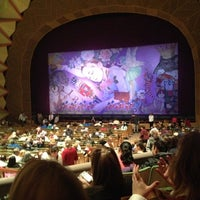 Photo taken at Alaska Center for the Performing Arts by Jen T. on 11/24/2012