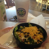 Photo taken at Tropical Smoothie Cafe by Anita L. on 5/17/2013