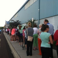 Photo taken at Lilly Pulitzer Warehouse Sale by Pam M. on 6/6/2013