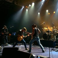 Photo taken at Salle Jean Carmet by Alexis B. on 10/23/2014