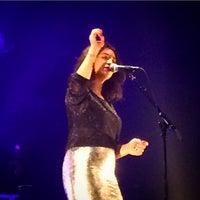 Photo taken at Salle Jean Carmet by Alexis B. on 3/12/2015