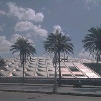 Photo taken at Bibliotheca Alexandrina by Moustafa W. on 10/5/2012