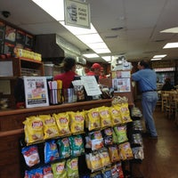 Photo taken at Pomperdale New York Style Deli by alanEATS on 5/1/2013