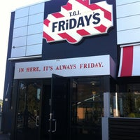 Photo taken at TGI Friday's by OSAMA A. on 10/8/2012