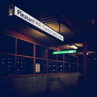 Photo taken at Pleasant Hill/Contra Costa Centre BART Station by Rafael O. on 5/5/2013