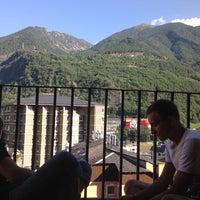 Photo taken at Hotel Sant Jordi by Yaroslav O. on 9/10/2013