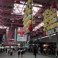 Photo taken at Kanayama Station by Yoshio O. on 7/13/2013